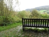 A place to rest and admire the view at Etherow