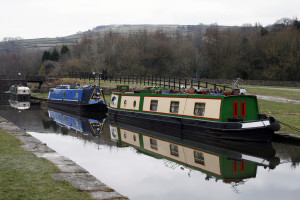 Bugsworth Canal Basin